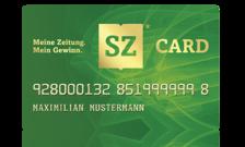 SZ-Card - Bäckerei & Konditorei Laube