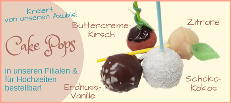 Cake Pops Bäckerei & Konditorei Laube