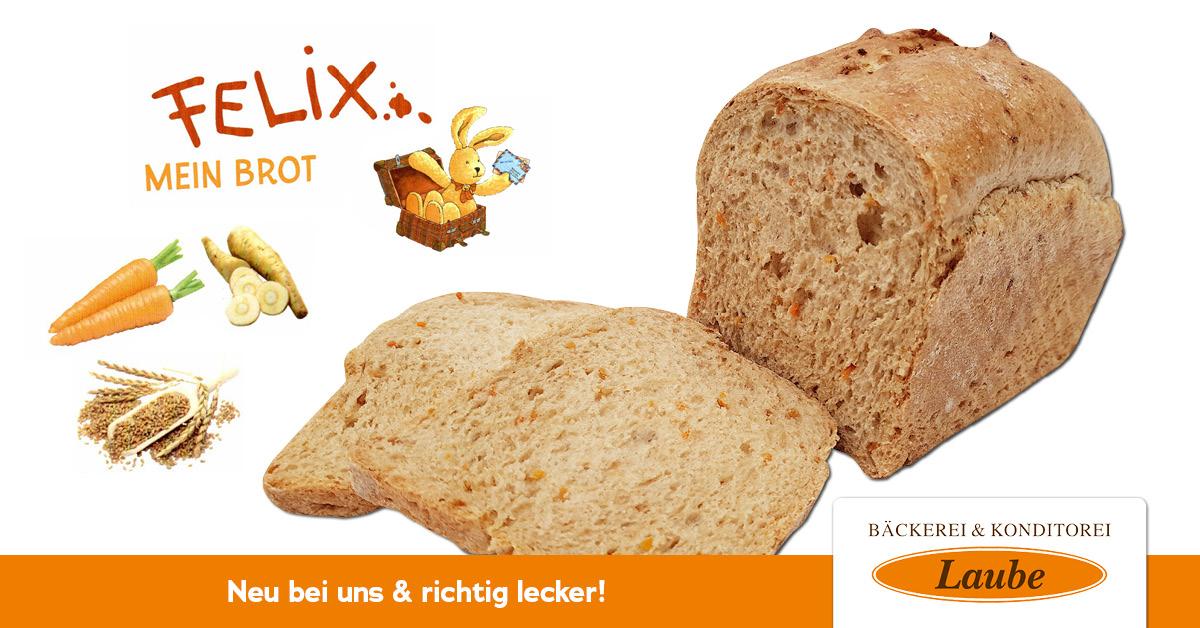 """FELIX """"Mein Brot"""" – Jetzt neu bei uns!"""